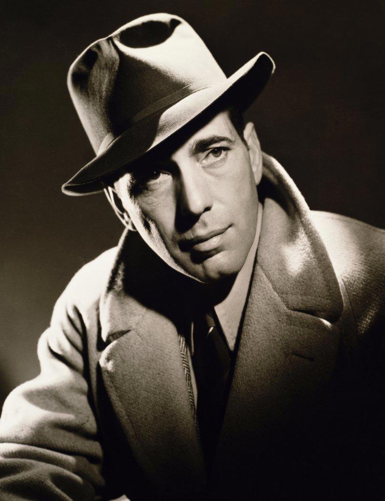 "Stock Photo: 252-308 Humphrey Bogart  ""Dark Victory"" 1939"