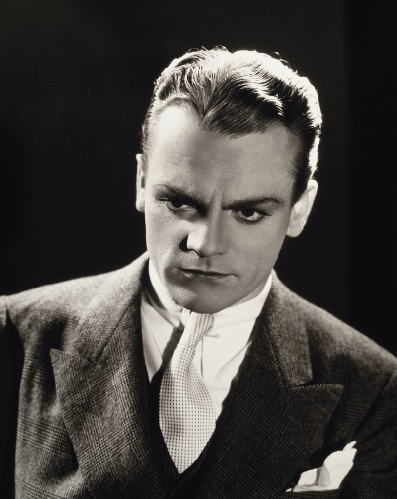 Stock Photo: 252-310 James Cagney  