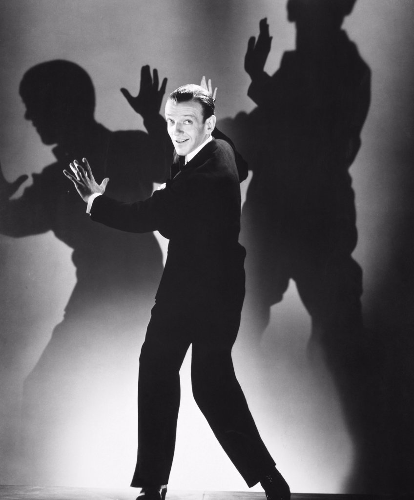 Stock Photo: 252-329 Fred Astaire