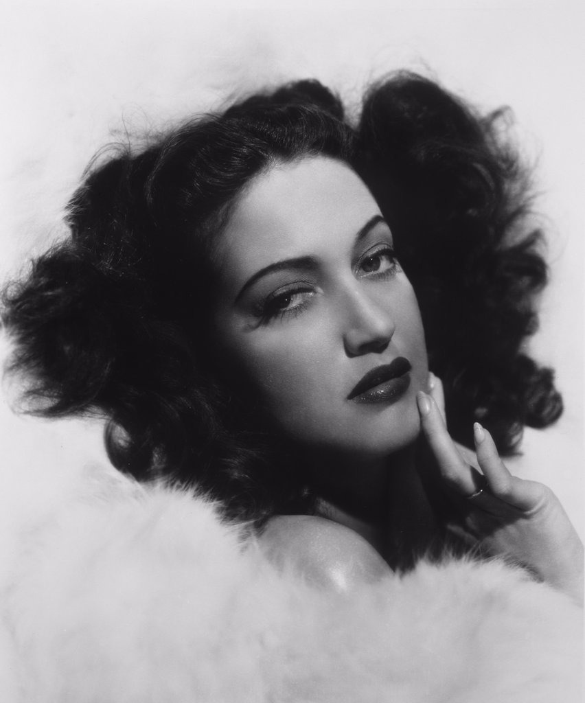Stock Photo: 252-342 Dorothy Lamour 