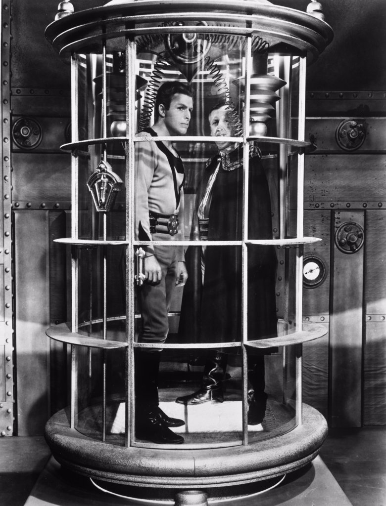 Buck Rogers  : Stock Photo