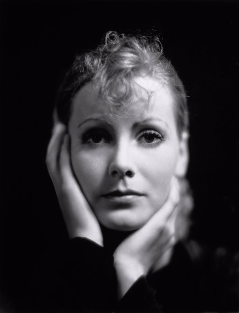 Stock Photo: 252-388 Greta Garbo 
