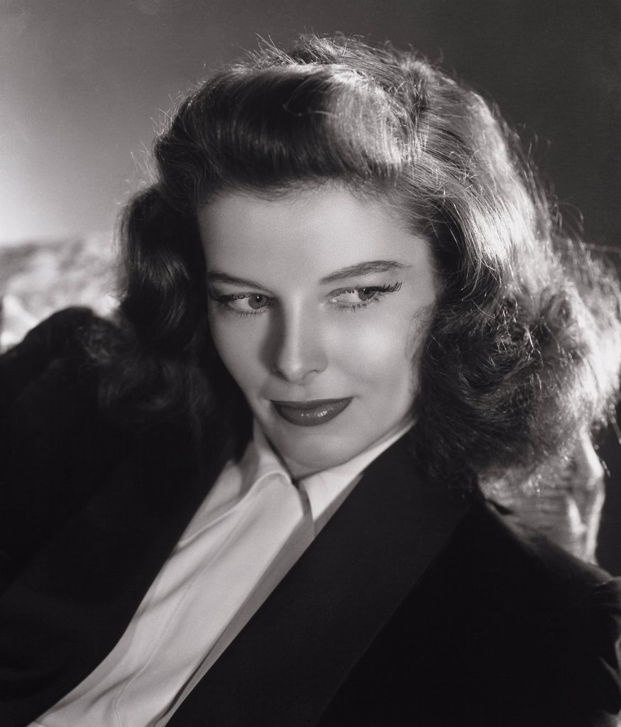 Stock Photo: 252-393 Katharine Hepburn  1941