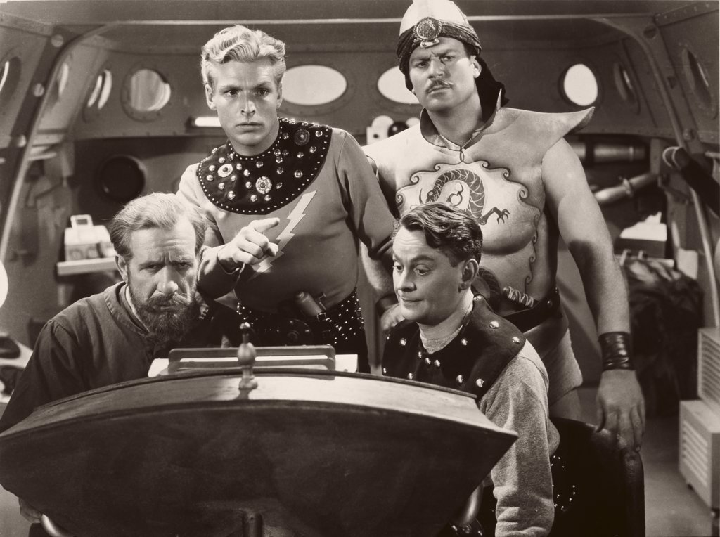 """Flash Gordon's Trip to Mars""