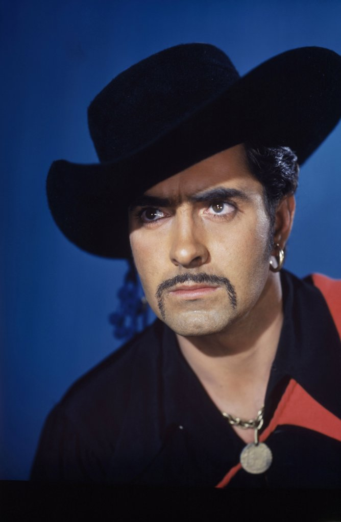Stock Photo: 252-444 Tyrone Power, The Mark of Zorro