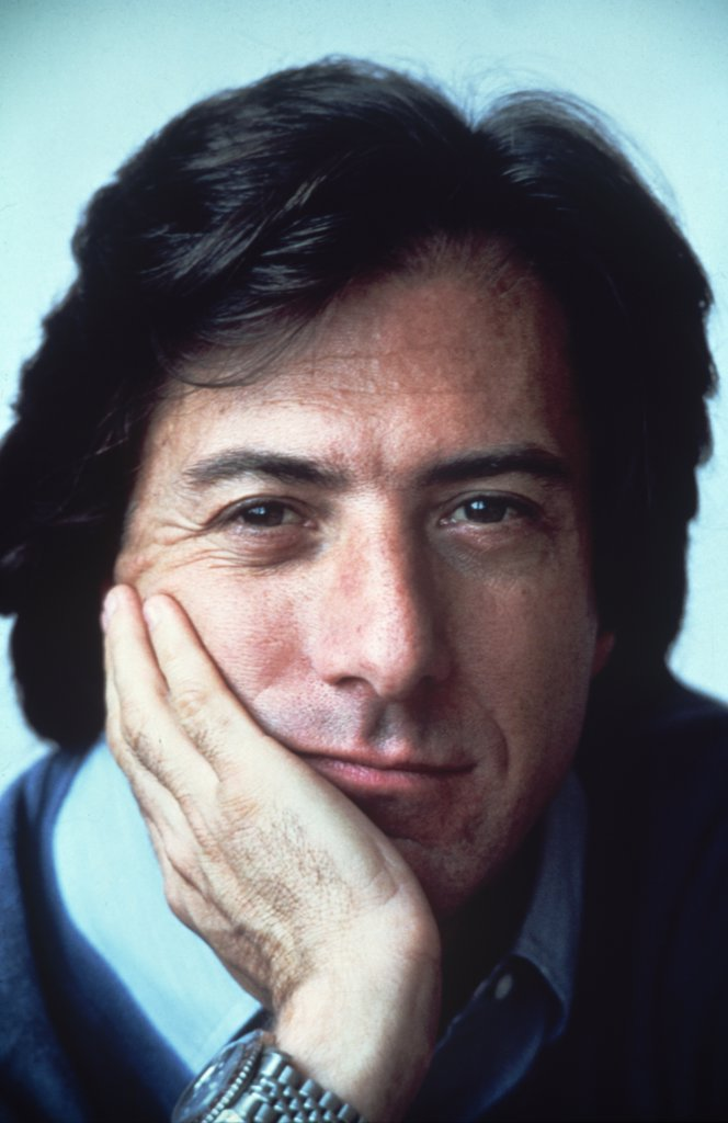 Stock Photo: 252-449 Dustin Hoffman  