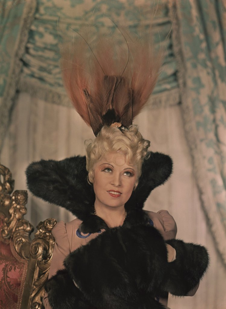 Stock Photo: 252-470 Mae West 