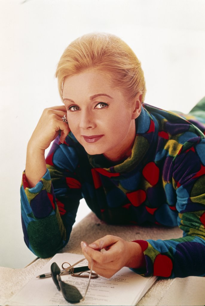 Stock Photo: 252-471 Debbie Reynolds