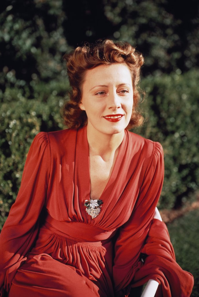Irene Dunne 