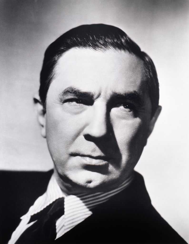 Stock Photo: 252-490 Bela Lugosi