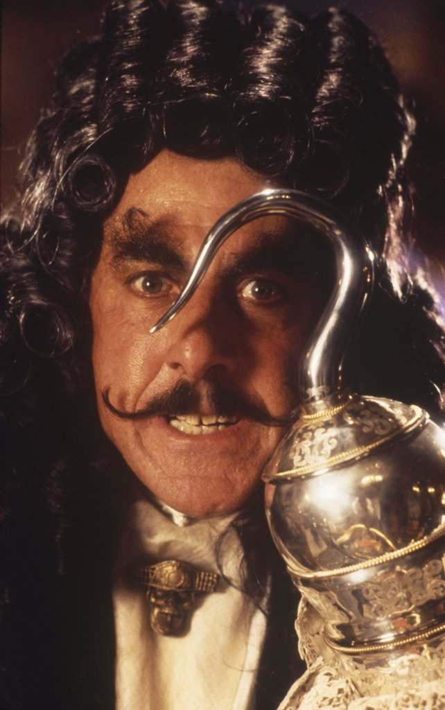 Stock Photo: 252-509 Dustin Hoffman, Hook, 1991