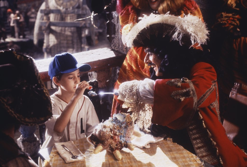Hook, 1991 : Stock Photo