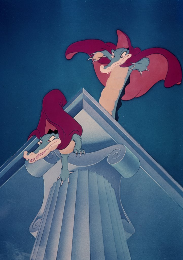 Stock Photo: 252-522 Fantasia