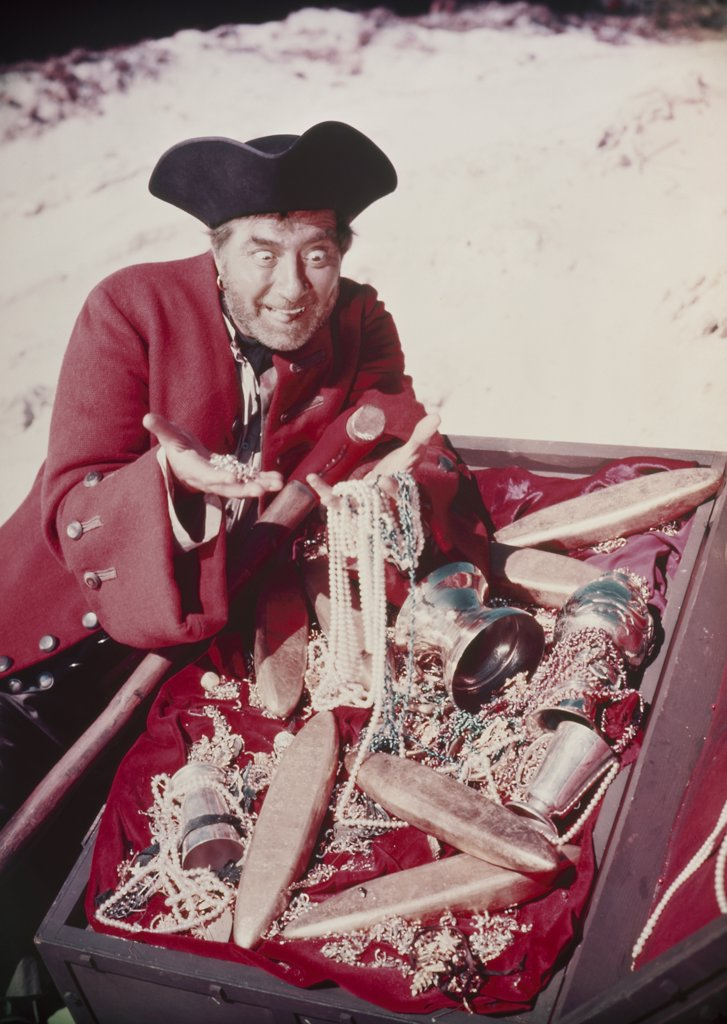 Stock Photo: 252-524 Treasure Island