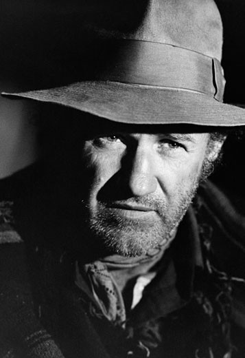 Stock Photo: 253-161 Gene Hackman, Actor (b. 1930)