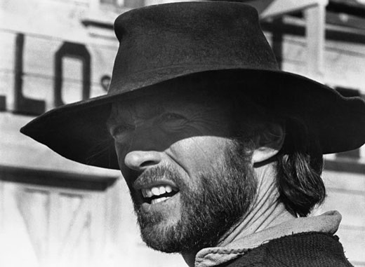 Stock Photo: 253-192 Clint Eastwood, The Outlaw Josey Wales, 1976