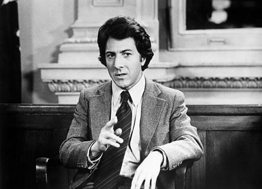 Dustin Hoffman, Kramer vs. Kramer, 1979 : Stock Photo
