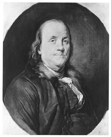Stock Photo: 255-14504 Benjamin Franklin