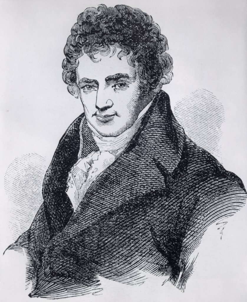 Stock Photo: 255-14507 Robert Fulton 1765-1815