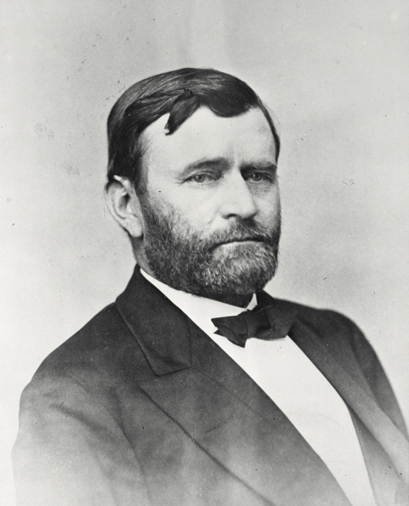 Stock Photo: 255-1802 Ulysses S. Grant