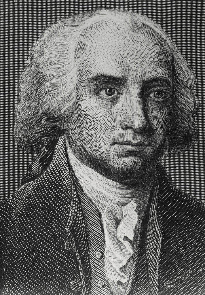 Stock Photo: 255-1803 James Madison 