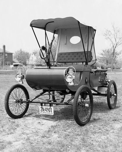 Oldsmobile, 1901 : Stock Photo