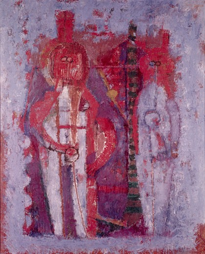 Title Unknown by Rufino Tamayo, 1899-1991 : Stock Photo