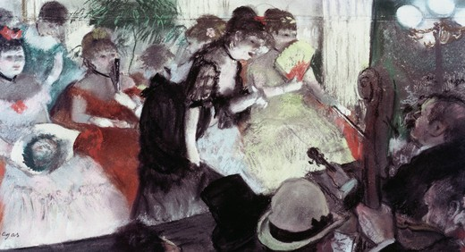 Stock Photo: 260-185 Title Unknown (Orchestra Pit)