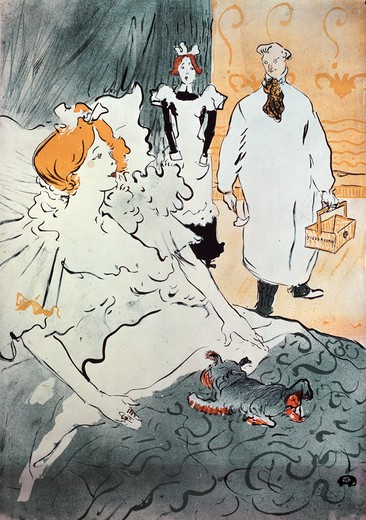 Stock Photo: 260-244 Qui, L'Artisan Moderne