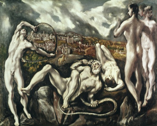 Stock Photo: 260-300 Laocoon