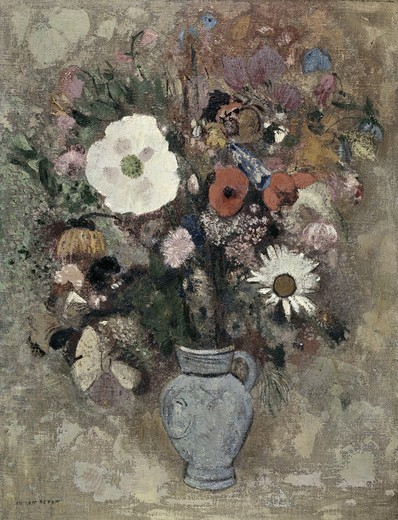 Stock Photo: 260-604 Flower Still Life 