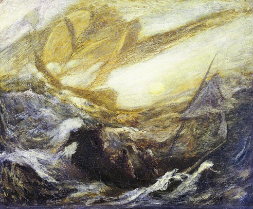 Stock Photo: 260-689 Flying Dutchman