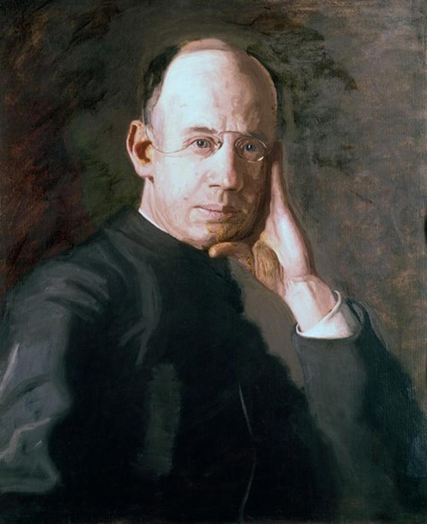 M. James P. Turner Thomas Eakins (1844-1916  American) : Stock Photo