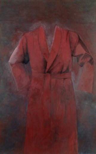 Robe by Jim Dine, born 1935 : Stock Photo