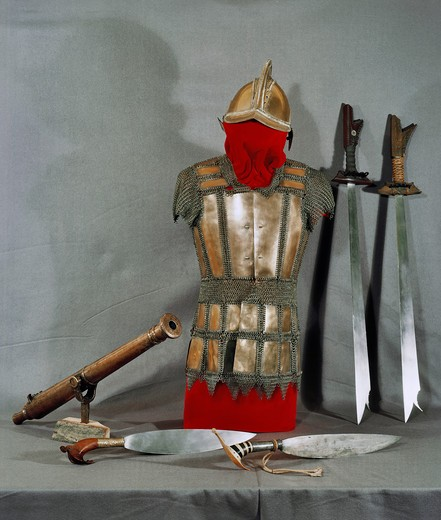 Stock Photo: 260-778 Armor
