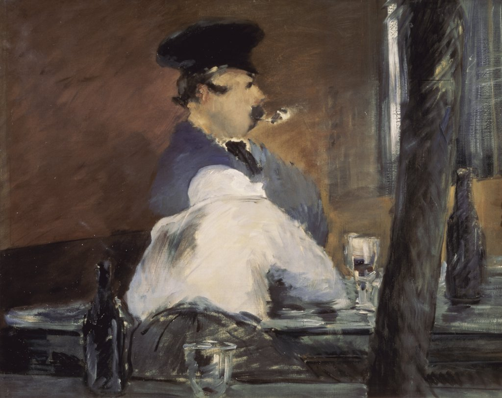 Stock Photo: 261-138 In the Bar 