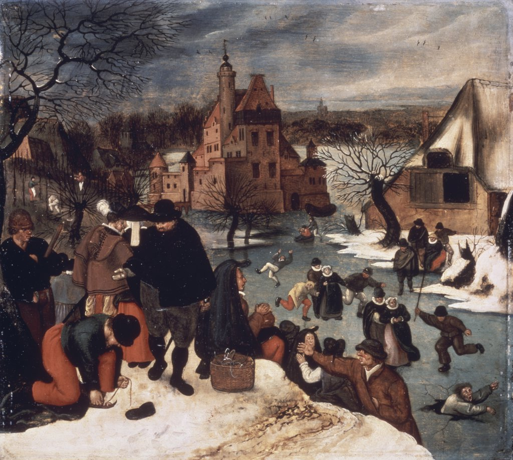 Stock Photo: 261-151 Winter Landscape #3