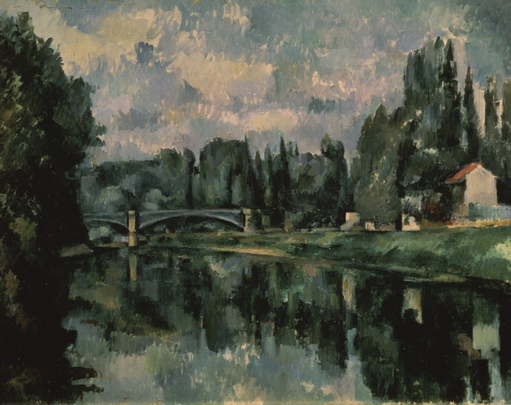 Bridge Over the Marne at Creteil