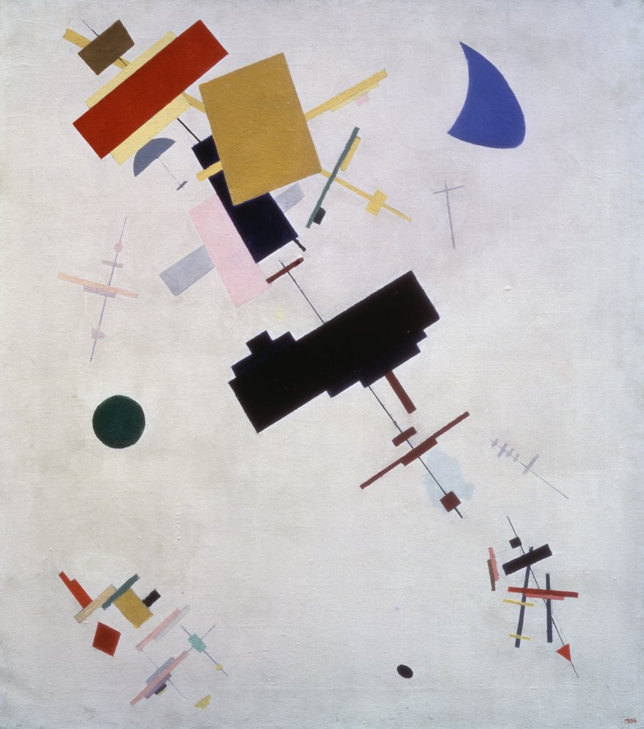Suprematism Number 56
