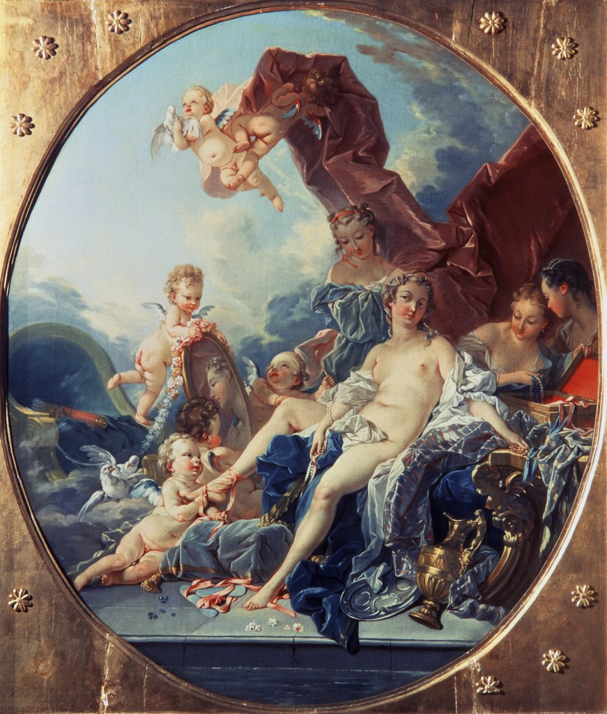 Stock Photo: 261-300 Toilette of Venus, The