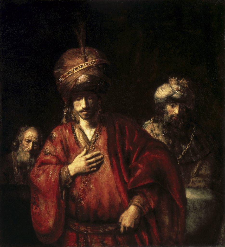 Stock Photo: 261-312 David & Uriah
