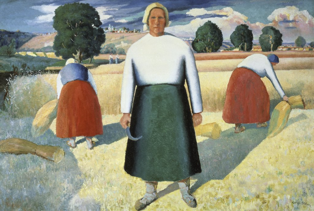 Stock Photo: 261-395 Female Farmers