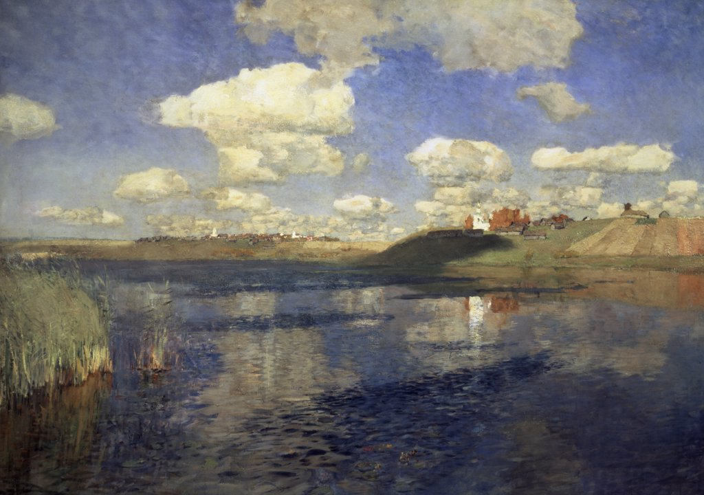 Stock Photo: 261-407 The Lake