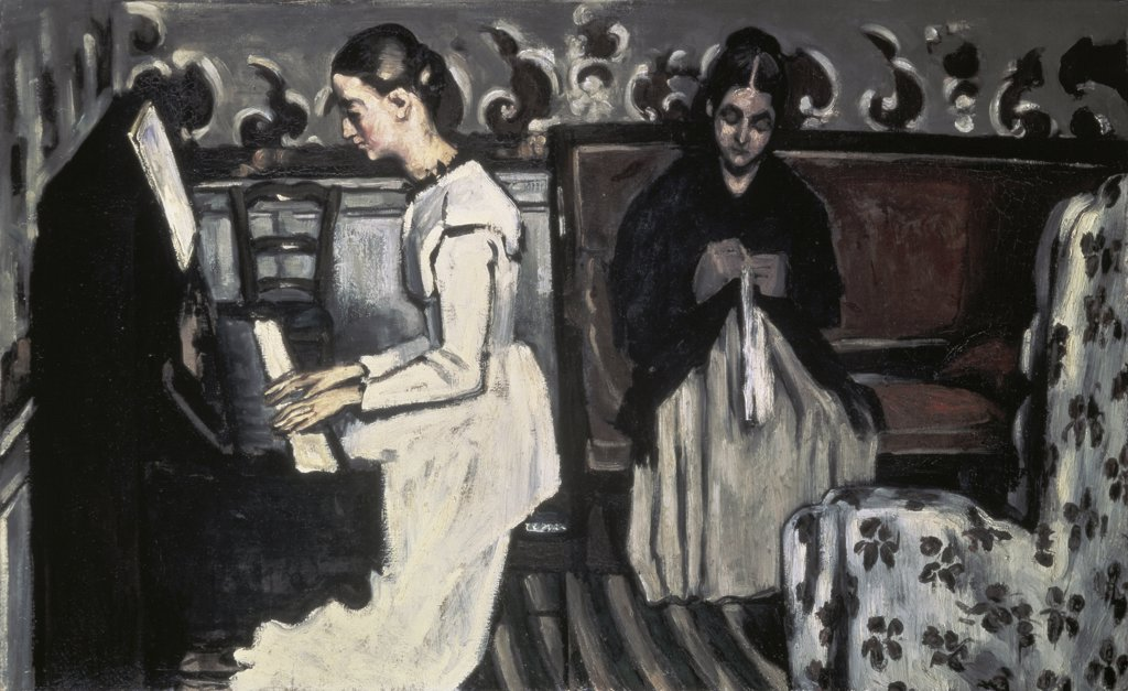 Girl at the Piano - The Tannhauser Overture