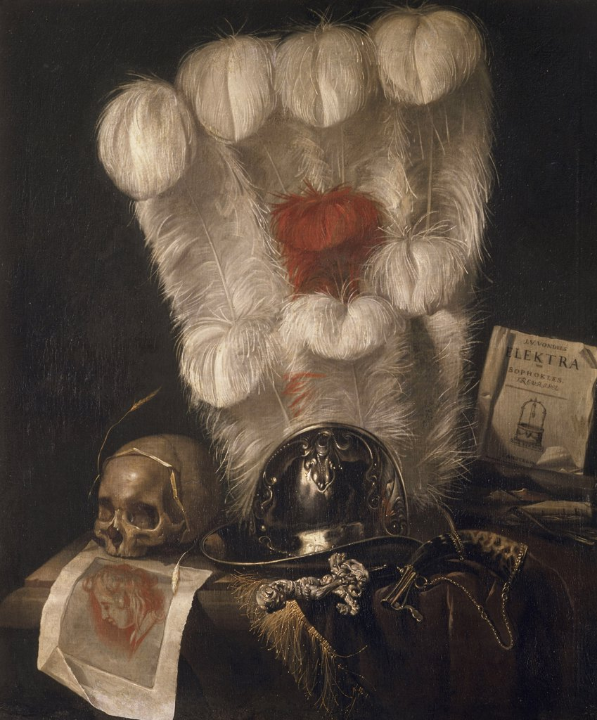 Stock Photo: 261-529 Still Life 