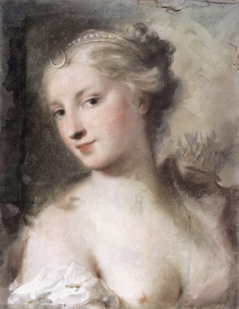 Stock Photo: 261-660 Diana 