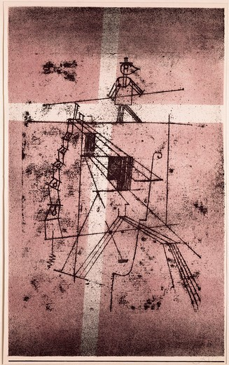 Stock Photo: 262-1919 The Tightrope Dancer 