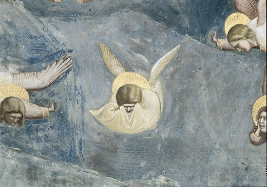 Stock Photo: 263-308 The Lamentation (Detail) 