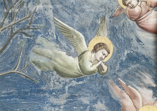 Stock Photo: 263-309 The Lamentation (Detail) 
