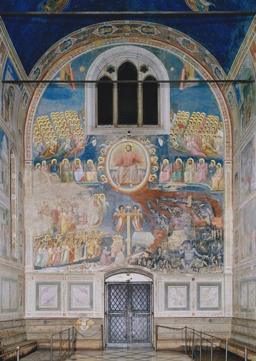 Stock Photo: 263-371 The Last Judgement